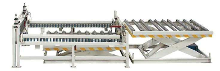Panel Loading Automatic Feeding Machine