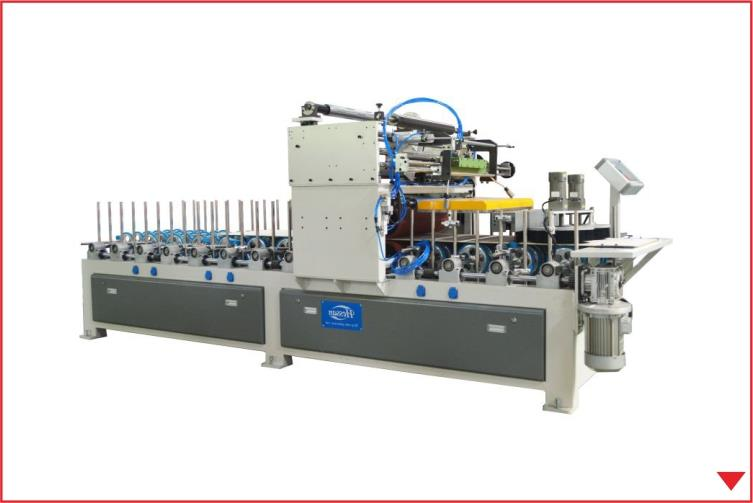 650 मिमी पैनल रैपिंग मशीन