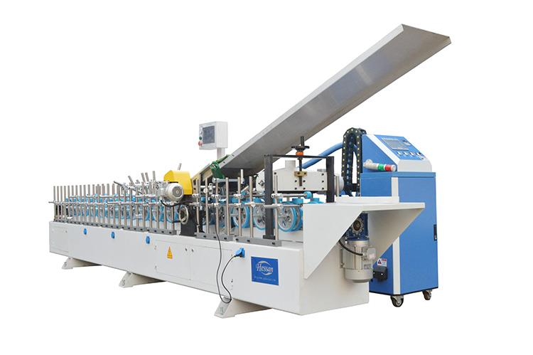 Wrapping Machine For PVC Sheet