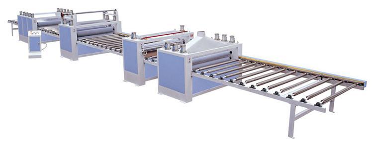 Water-based Glue Laminating machine