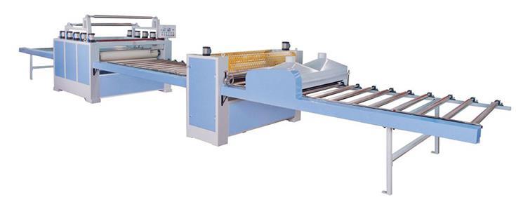 PVC Panel Lamination Machine