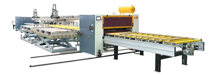 Machine For Wood Panel