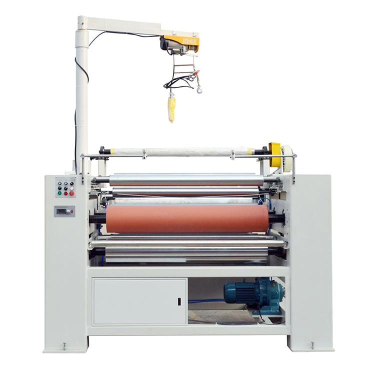 Two Sets Calender Pressing Machine